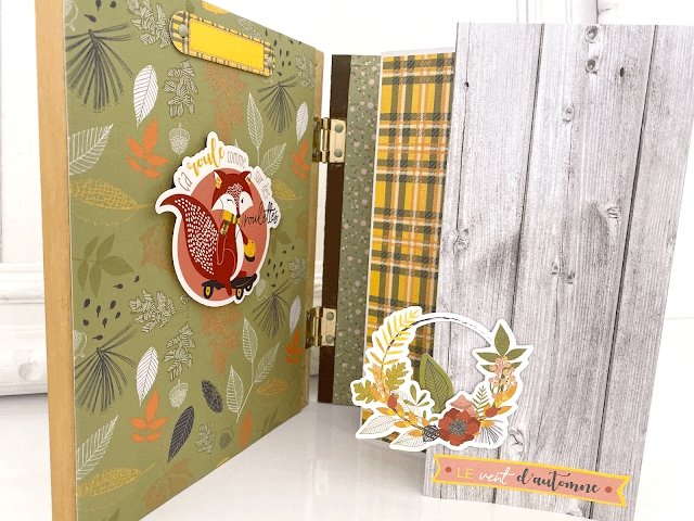 scrapbook fotopenedes marc album